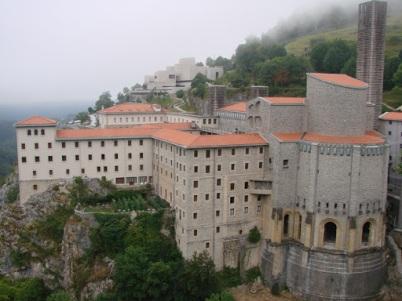 La Milagrera Devoción Vasca: Santa María de Aranzazu, País Vasco, España (9 de septiembre)