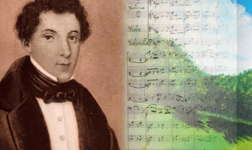 Arriaga, Juan Crisóstomo de(1808-1826).